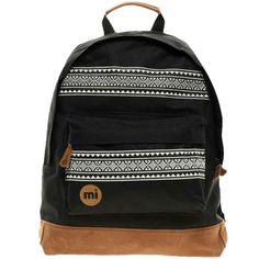 Mi-Pac Nordic Black Backpack