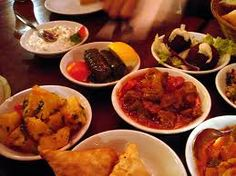 Turkish food... Come hungry is best advice from vacation specialist Archaeologous.com