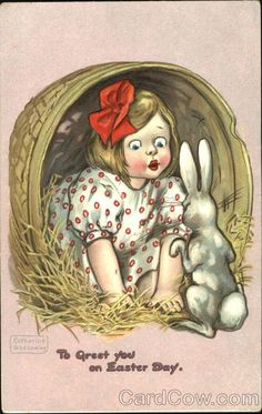 To Greet You On Easter Day Katherine Gassaway With Children