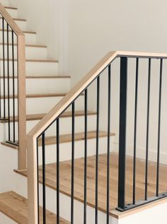 Project Kofman (Coming Soon) — Decorotation Interiors - Bay Area Interior Design House Staircase, Staircase Remodel, Staircase Makeover, Staircase Railings, Banisters, Interior Stair Railing, Stair Railing Design, Home Stairs Design, House Design