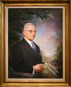 Harry S. Truman, Thirty-third President (1945-1953)