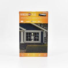 New Window FX Holiday Projector Plus Series 14 Seasonal Scenes