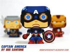 captain america mini - Bing Images