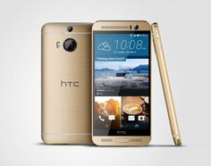 Take a look at the HTC One M9+, with its high-resolution screen and brand new fingerprint scanner.
