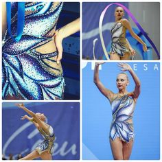 Yana Kudryavtseva (Russia), ribbon 2016 (photos by Oleg Naumov)