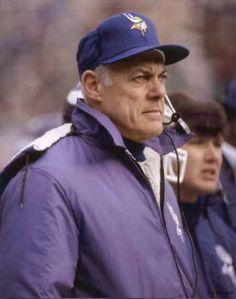 Bud Grant Minnesota Vikings NFL Football Hall of Fame Photo | eBay