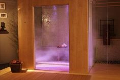 With one of these, it's no sweat to get a luxurious steam bath at home