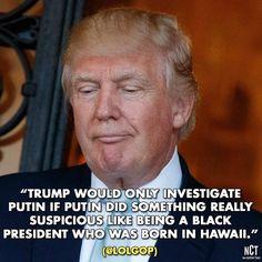 H-Y-P-O-C-R-I-T-E spells Trump!