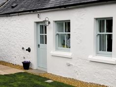 Boggle dyke cottage near dumfries