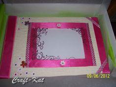 CRAFT-KAT : Χειροποίητο φώτο άλμπουμ / Handmade photo album About Me Blog, Handmade, Crafts, Home Decor, Homemade Home Decor, Hand Made, Craft, Crafting, Diy Crafts
