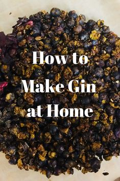 In 'how to make compound gin' I am going to show you how easy it is to make your own 'bathtub' or compound gin. Homemade Liqueur Recipes, Homemade Alcohol, Gin Recipes, Homemade Liquor, Drinks Alcohol Recipes, Homebrew Recipes, Martini Recipes, Budget Recipes, Cocktail Recipes