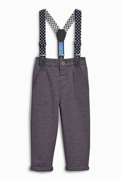 Buy Braces Joggers(3mths-6yrs) from the Next UK online shop