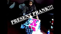BEST PRESENT EVER PRANK!! (Almost Got Caught)🎁😂