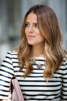 23 Looks That Prove Balayage Is Here to Stay via Brit + Co.
