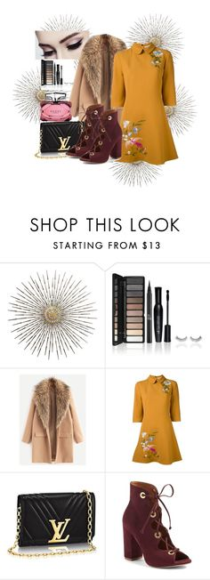 """""""Untitled #808"""" by brandi-gurrola on Polyvore featuring VIVETTA, Steve Madden and Gucci"""