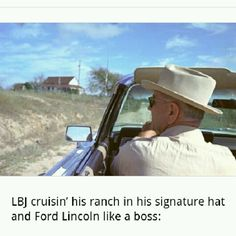 Reasons to love Texas: LBJ and his beautiful ranch