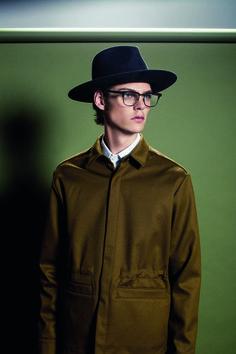 Eyewear / SALT Hat / SUPER DUPER HATS Shirt / LES HOMMES