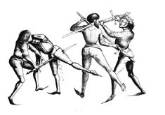 "The Centrality of the Longsword in the Study of Renaissance Martial Arts   ""there is only one Art of the sword"" it is ""the basis and a core of all the arts of fighting."" - Master Johannes Liechtenauer, 1389"
