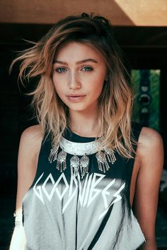 Cailin Russo I JUST WANNA LOOK LIKE HER