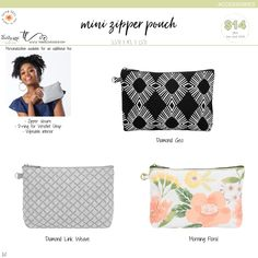 Available March 1st – August 31st, while supplies last. Trina Lovegren, Thirty-One Consultant www.trinalovegren.com Thirty One Party, Thirty One Gifts, Thirty One Consultant, March 1st, Zipper Pouch, Totes, Weaving, Graphics, Tote Bag