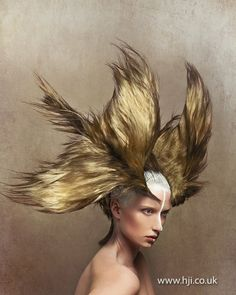 Robert Masciave 2012 Avant Garde Hairdresser of the Year Finalist