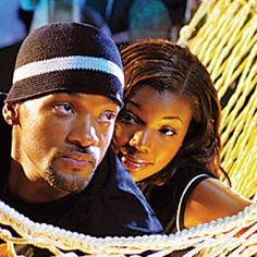 Will Smith and Gabrielle Union in Bad Boys II