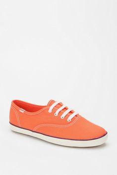 Tangerine Keds...i need these