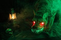 Prop Showcase: My Christmas Reindeer to Werewolf Prop Hack