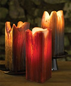 love these candles...