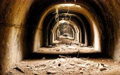 Archaeologists are mapping a dozen tunnels that were carved by Roman engineers into the mountains east of Rome in order to supply the ancien...