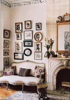 Modern victorian decor: Spicer + Bank: by Allison Egan: Victorian Modern Inspiration