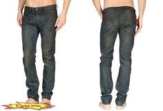 "DIESEL ""Shioner"" Slim Skinny Leg Stretch Cotton Jeans 0886A NEW NWT  #DIESEL #SlimSkinny"
