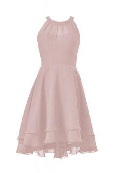 Homecoming Dress,Blush Pink Homecoming Dresses,Sweet 16 Dress,Chiffon Homecominghttp://www.luulla.com/store/Balladresses?p=100