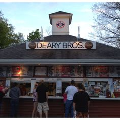 Deary brothers . Putnam, CT. Since 1913. Summer is here.