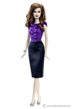 collectible barbies | Barbie Collector Saga Crepúsculo (Twilight) Esme. (Juguetes - Muñeca ...