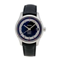 Omega De Ville Hour Vision Automatic Date Automatic // 431.33.41.21.01.001 // Store Display