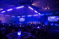 The room details in all of its glory! A great shot of the set-up before the event began. #eventdesign #roomdecor #sexy #TRF #TylerRobinsonFoundation #ImagineDragons #SlayCancerWithDragons #TRFGala2014 #HardRock #LasVegas #AvenueEventGroup