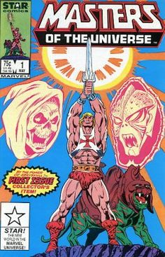 Masters of the Universe 4 (Star Comics) - ComicBookRealm.com