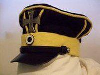 Prussian militia cap  (Silesian regiment), 1814