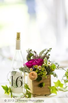 Wine themed centerpieces wine wedding theme centerpiece my dream flag hill winery eh floral hinkley photography wine theme wedding junglespirit Image collections