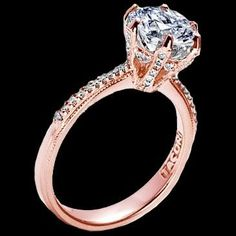 rose gold.. WANT