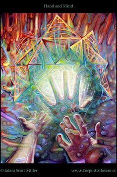 """""""Hand and Mind"""" By Adam Scott Miller"""