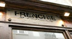 We're kind of late to the party on this one as it's been around for years. A good meal at Frenchie is pretty much guaranteed.