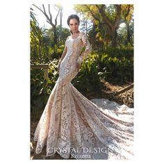 Crystal Design Savanna - The Blushing Bride boutique in Frisco, Texas
