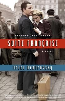Suite Francaise by Irene Nemirovsky. Written by a woman who was killed in the camps during WWII. Set in France it explores the relationships between the German soldiers billeted in French towns amongst the various villagers. I found the book kind of stiff and lacking passion. 6/10