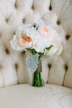 Peach and Cream Bridal Bouquet | photography by http://portfolio.shiprapanosian.com/
