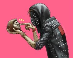SPIKE BROS!!. Wrench. Watch Dogs II