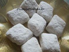 gâteaux Algériens hyper fondants aux sésames et cacahuètes,de délicieux gateaux algeriens hyper fondants
