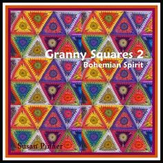 Suz Place Granny squares tutorial   Oooh, now this appeals to me - this will be my next blanket when I get a mo,