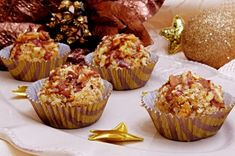 Marlenka guličky Slovak Recipes, Czech Recipes, Russian Recipes, Christmas Sweets, Christmas Baking, Healthy Cake, Baked Goods, Sweet Recipes, Sweet Tooth